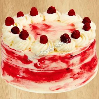 Торт «Малинка»