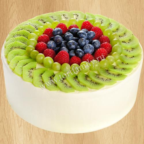 Торт «Киви»