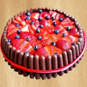 Торт «Тутти-Фрутти»