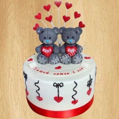 Торт №: S1034