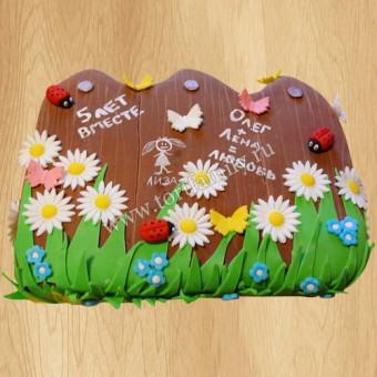 Торт №: S1093
