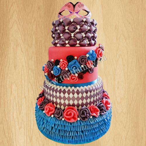 Торт №: S127
