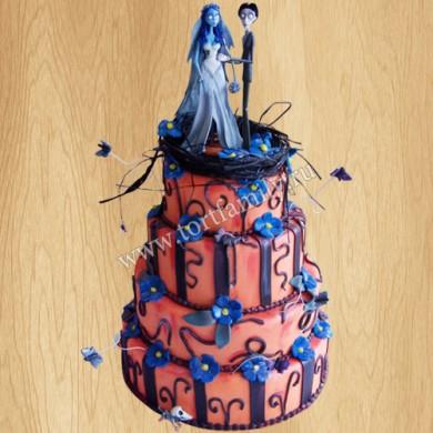 Торт №: S1277