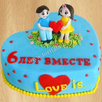 Торт №: S1286