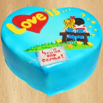 Торт №: S1337