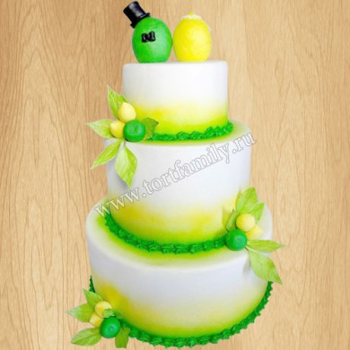 Торт №: S1370