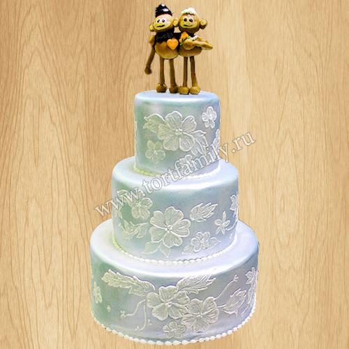 Торт №: S162