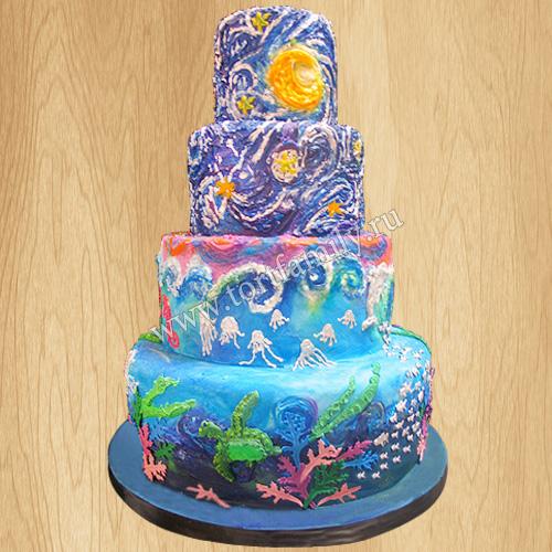 Торт №: S164
