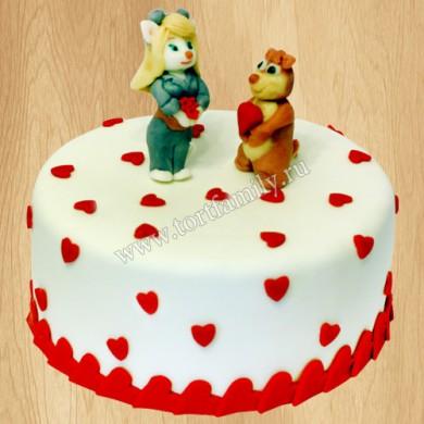 Торт №: S169