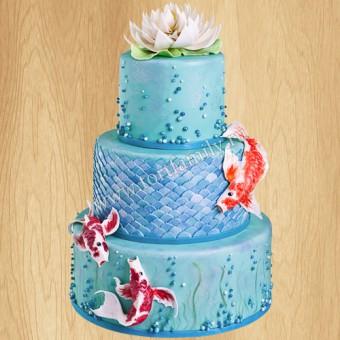 Торт №: S208