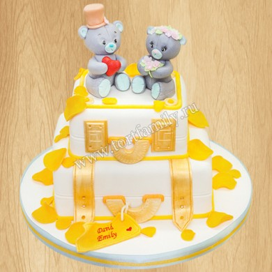 Торт №: S216