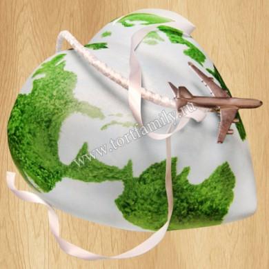Торт Земля