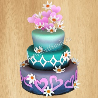 Торт №: S291