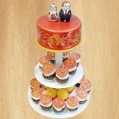 Торт №: S319