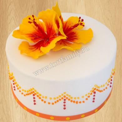 Торт на 8 лет совместной жизни