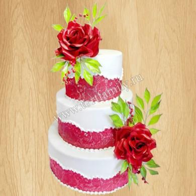 Торт №: S372