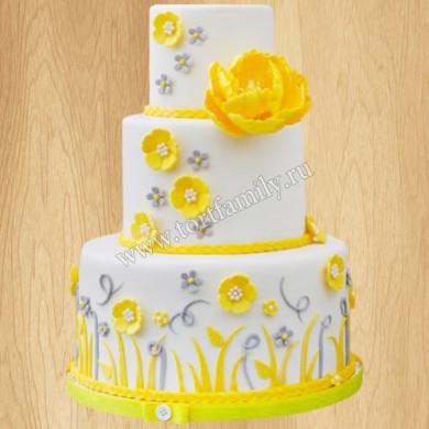 Торт №: S410