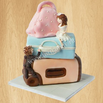 Торт №: S43