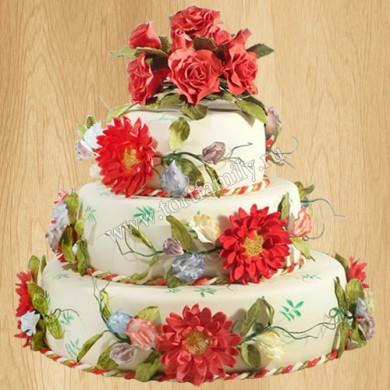 Торт №: S46