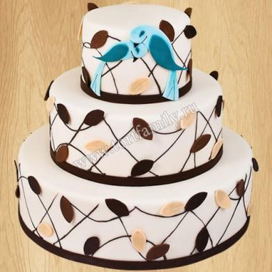 Торт №: S491