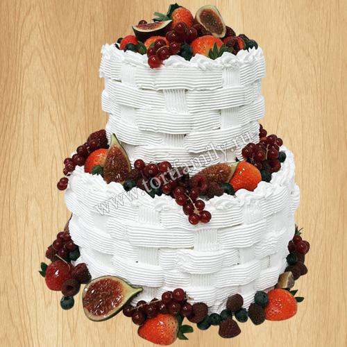 Торт №: S497