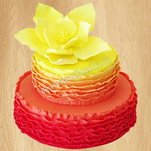 Торт №: S522