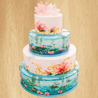 Торт №: S550