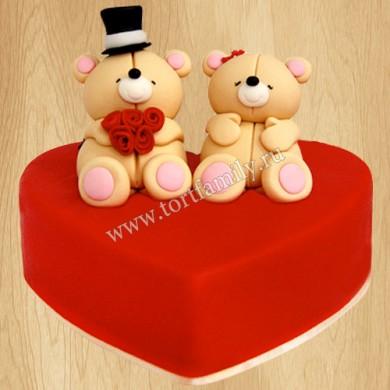 Торт №: S618