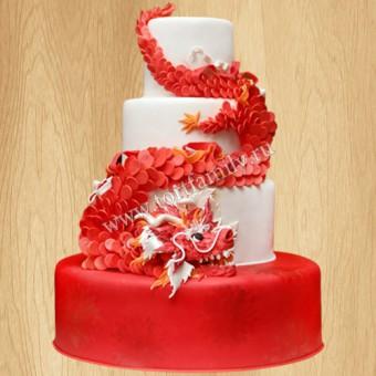 Торт №: S632