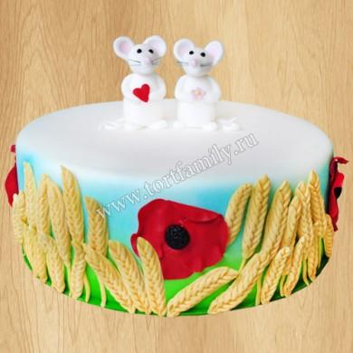Торт №: S675