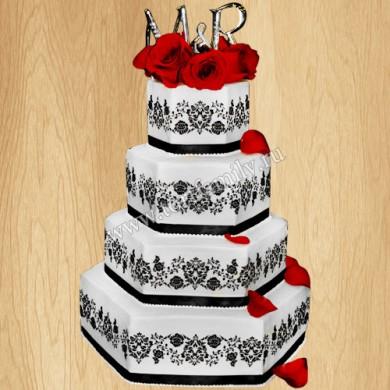Торт №: S678