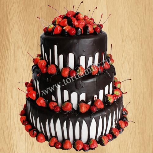 Торт №: S715