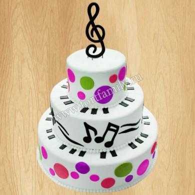 Торт №: S717