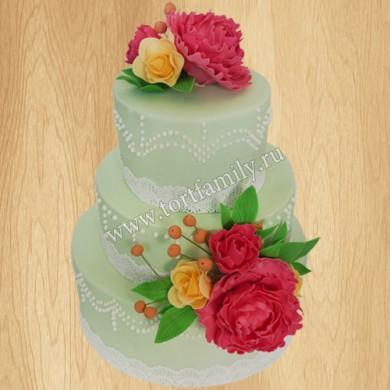 Торт №: S722