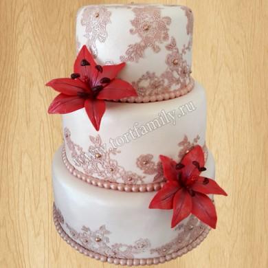 Торт №: S734
