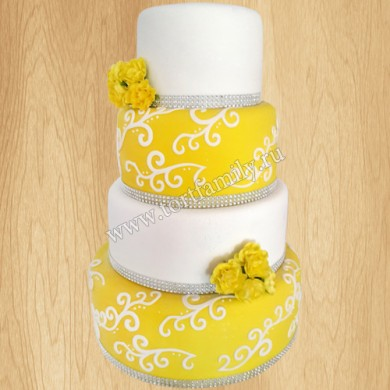 Торт №: S735