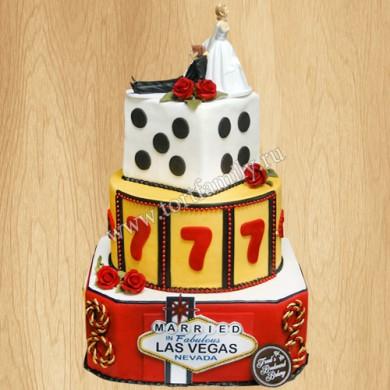 Торт №: S889
