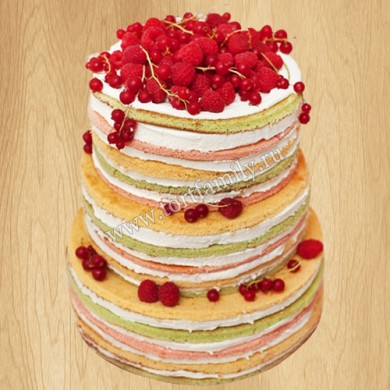 Торт №: S930