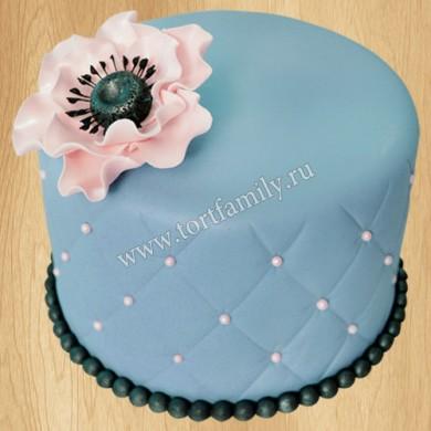 Торт анемоны
